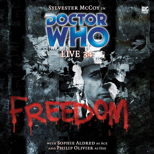 Live 34 - Big Finish 7th Doctor Audio CD #74