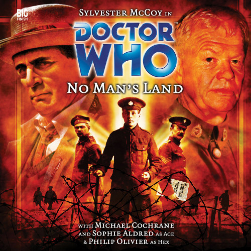 No Man's Land - Big Finish 8th Doctor Audio CD #89