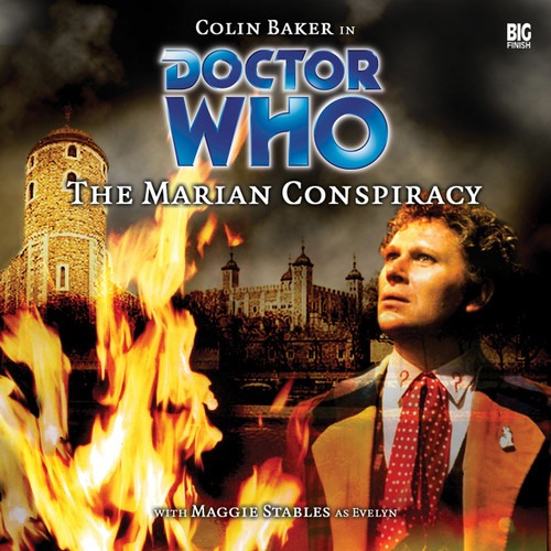 The Marian Conspiracy Audio CD - Big Finish #6