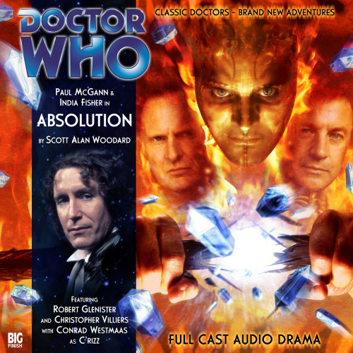 Absolution Audio CD - Big Finish #101