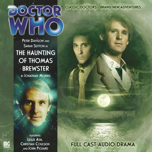 The Haunting of Thomas Brewster - Audio CD - Big Finish #107