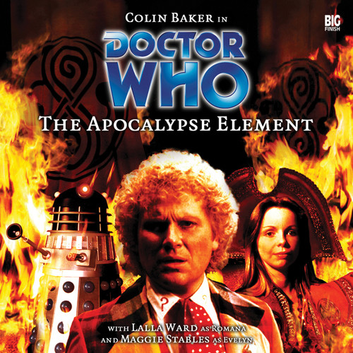Dalek Empire: The Apocalypse Element Audio CD - Big Finish #11