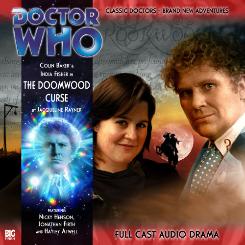 The Doomwood Curse - Audio CD - Big Finish #111