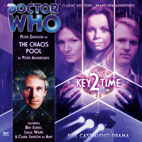 Key 2 Time - The Chaos Pool Big Finish Audio CD #119