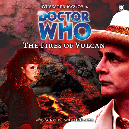 The Fires of Vulcan Audio CD - Big Finish #12