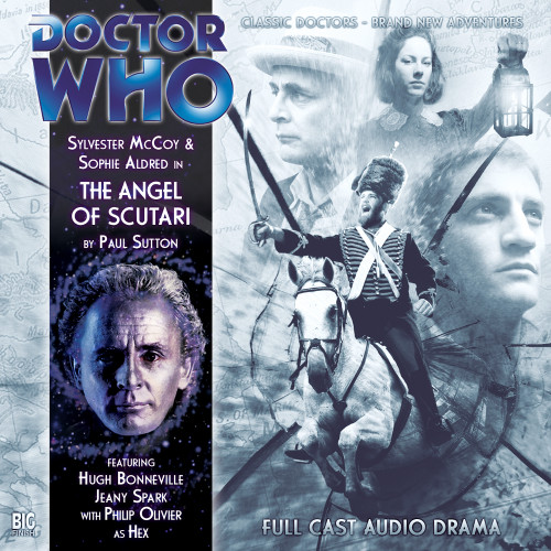 The Angel of Scutari - Big Finish Audio CD #122