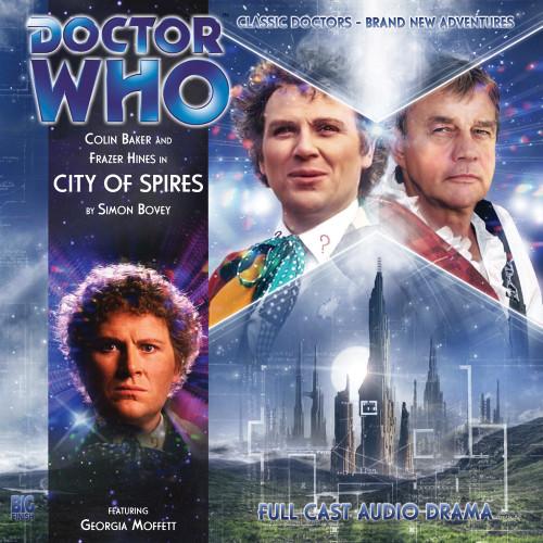 City of Spires - Big Finish Audio CD #133