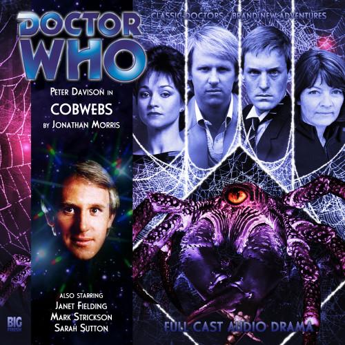 Cobwebs - Big Finish Audio CD #136