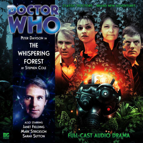 The Whispering Forest - Big Finish Audio CD #137