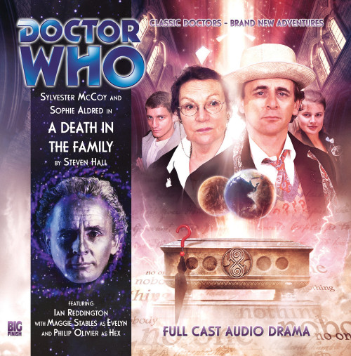 A Death in the Family - Big Finish Audio CD #140