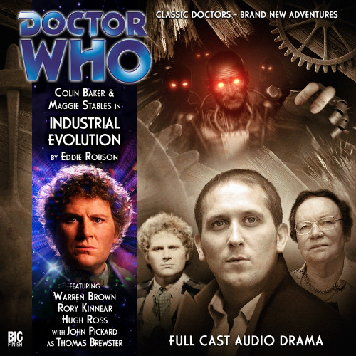 Industrial Evolution - Big Finish Audio CD #145