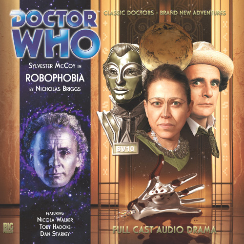 Robophobia - Big Finish Audio CD #149
