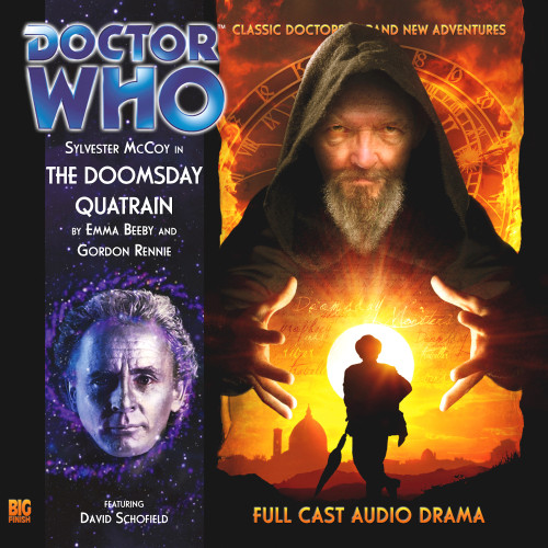 The Doomsday Quatrain - Big Finish Audio CD #151