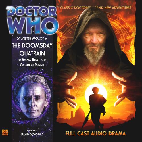 The Doomsday Quatrain - Big Finish Audio CD #151