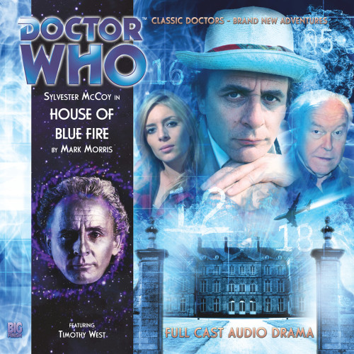 House of Blue Fire - Big Finish Audio CD #152