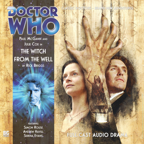 The Witch from Well - Big Finish Audio CD #154