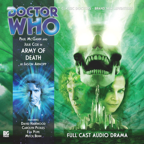 Army of Death - Big Finish Audio CD #155