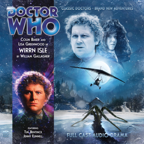 Wirrn Isle - Big Finish Audio CD #158
