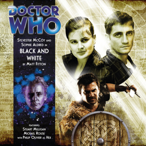 Black and White - Big Finish 7th Doctor Audio CD #163