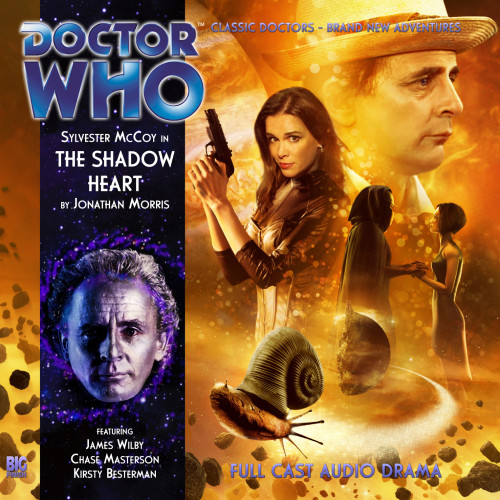 The Shadow Heart - Big Finish 7th Doctor Audio CD #167