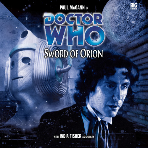 The Sword of Orion Audio CD - Big Finish #17