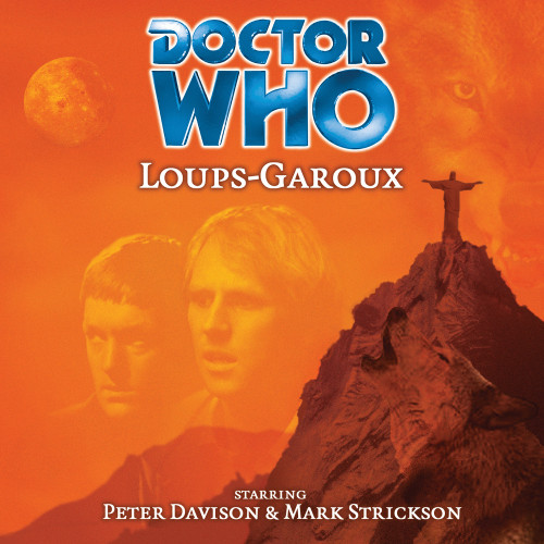 Loups-Garoux Audio CD - Big Finish #20