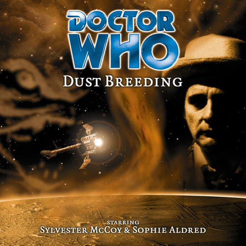 Dust Breeding Audio CD - Big Finish #21