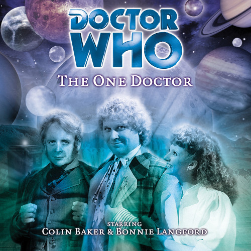 The One Doctor Audio CD - Big Finish #27