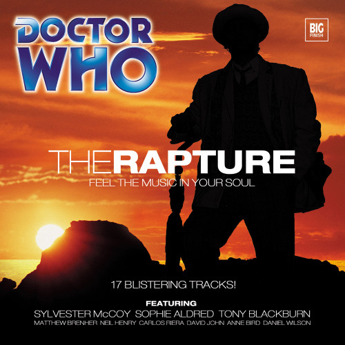 The Rapture Audio CD - Big Finish #36