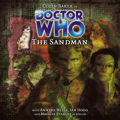 The Sandman Audio CD - Big Finish #37