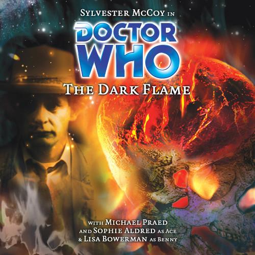 The Dark Flame Audio CD - Big Finish #42