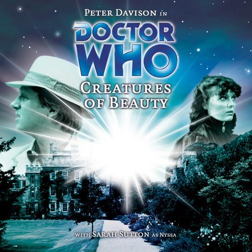 Creatures of Beauty Audio CD - Big Finish #44