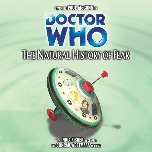 The Natural History of Fear Audio CD - Big Finish #54