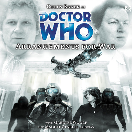 Arrangements for War Audio CD - Big Finish #57