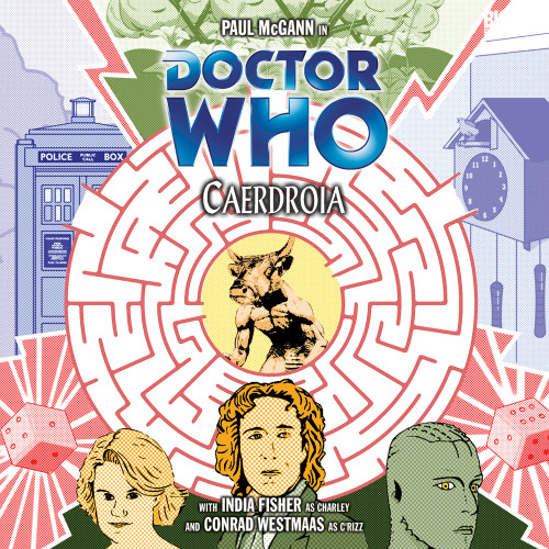 Caerdroia - Big Finish 8th Doctor Audio CD #63