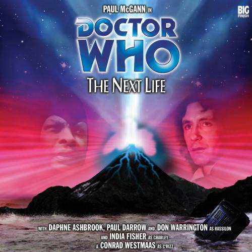 The Next Life - Big Finish 8th Doctor Audio CD #64
