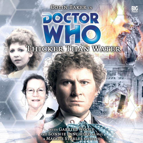 Thicker Than Water Audio CD - Big Finish #73