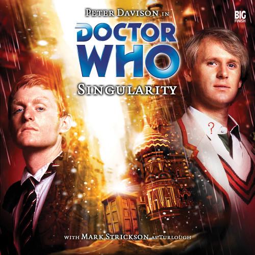 Singularity - Big Finish Audio CD #76