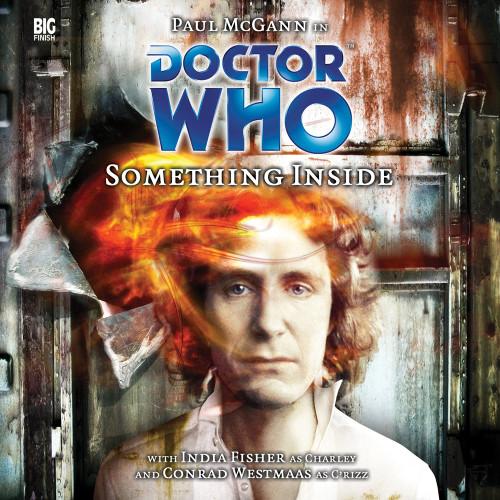 Something Inside Audio CD - Big Finish #83