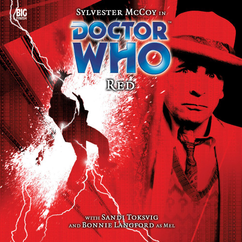 Red Audio CD - Big Finish #85