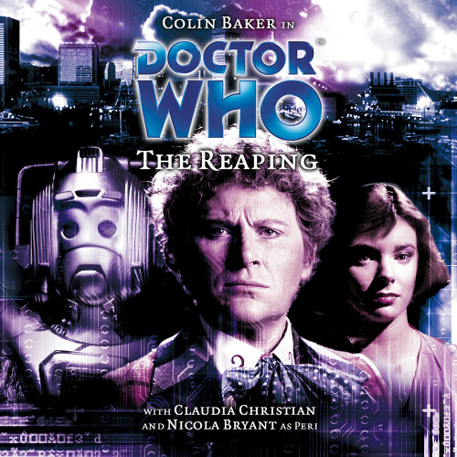 The Reaping Audio CD - Big Finish #86