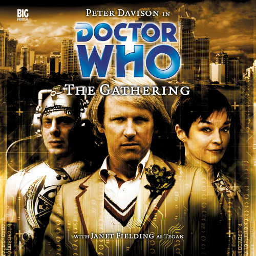 The Gathering Audio CD - Big Finish #87
