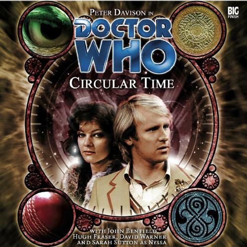 Circular Time Audio CD - Big Finish #91