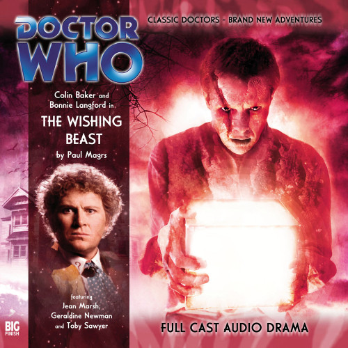 The Wishing Beast Audio CD - Big Finish #97