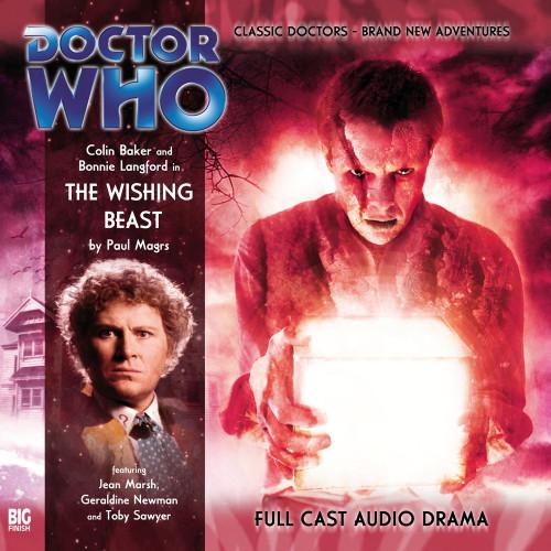 The Wishing Beast Audio CD - Big Finish #97