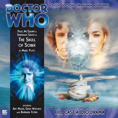 The Eighth Doctor Adventures 2.4 - The Skull of Sobek Big Finish Audio CD