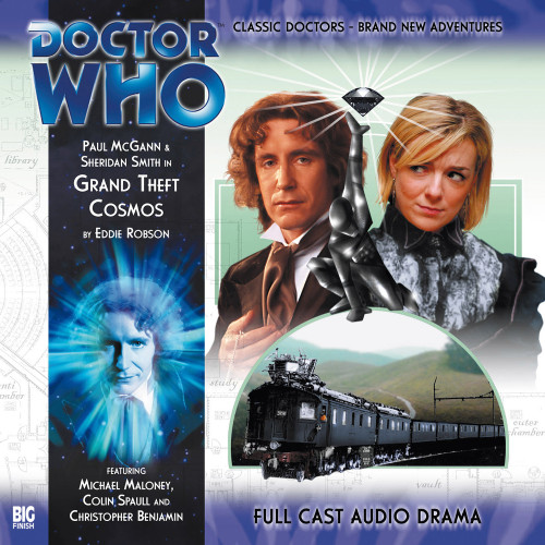 The Eighth Doctor Adventures 2.5 - Grand Theft Cosmos Big Finish Audio CD