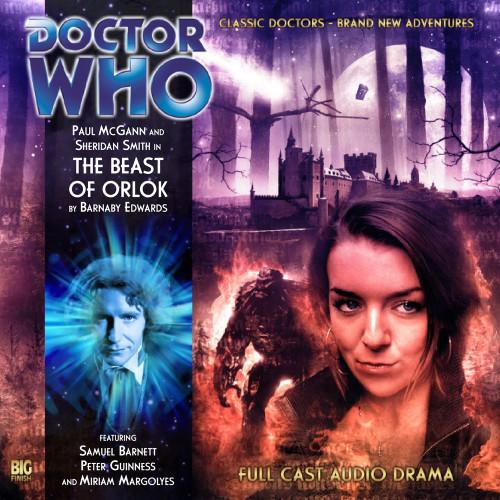 The Eighth Doctor Adventures 3.3 - The Beast of Orlok Big Finish Audio CD