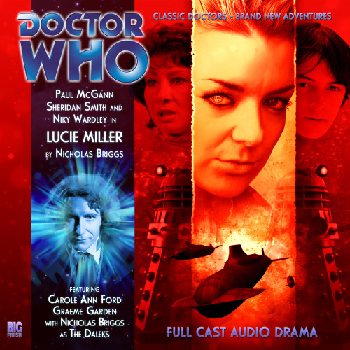 The Eighth Doctor Adventures 4.9 - Lucie Miller Big Finish Audio CD