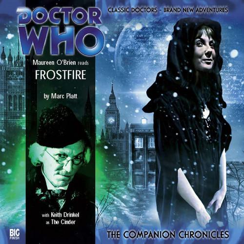 Companion Chronicles - Frostfire - Big Finish Audio CD 1.1